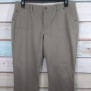 Old Navy Casual Boot Cut Pants